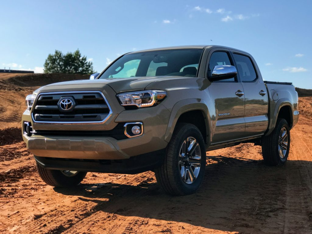 2017 toyota tacoma limited review s3 magazine. Black Bedroom Furniture Sets. Home Design Ideas